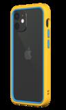 Rhinoshield CrashGuard NX iPhone 12 mini hoesje Geel / Blauw