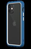 Rhinoshield CrashGuard NX iPhone 12 mini hoesje Blauw / Wit