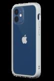 RhinoShield Mod NX iPhone 12 mini hoesje Zilver