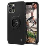 Spigen Gear Lock iPhone 12 Pro Max hoesje Zwart