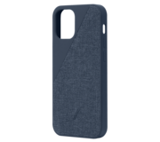 Native Union Clic Canvas iPhone 12 Pro / iPhone 12 hoesje Blauw