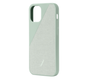 Native Union Clic Canvas iPhone 12 Pro / iPhone 12 hoesje Groen