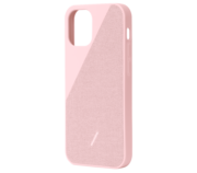 Native Union Clic Canvas iPhone 12 mini hoesje Roze