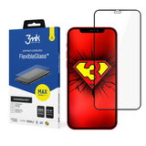 3mk FlexiGlass Max iPhone 12 Pro / iPhone 12 screenprotector