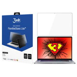 3mk FlexiGlass MacBook Pro 16 inch glazen screenprotector