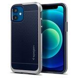 Spigen Neo Hybrid iPhone 12 mini hoesje Zilver