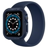 Spigen Rugged Armor Watch 44 mm hoesje Blauw