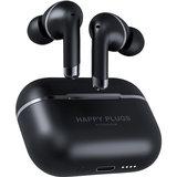 Happy Plugs Air 1 Noise Cancelling In-Ear draadloze oordoppen Zwart