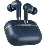 Happy Plugs Air 1 Noise Cancelling In-Ear draadloze oordoppen Blauw