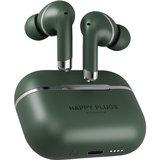 Happy Plugs Air 1 Noise Cancelling In-Ear draadloze oordoppen Groen
