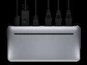 Brydge Stone II USB-C multiport dock Grijs