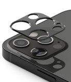 Ringke aluminum Camera iPhone 12 Pro beschermer Grijs