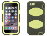 Griffin Survivor Extreme Duty case iPhone 6/6S Olive
