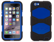 Griffin Survivor Extreme Duty case iPhone 6/6S Plus Blue