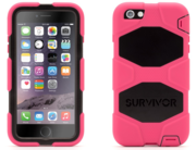 Griffin Survivor Extreme Duty case iPhone 6/6S Plus Pink