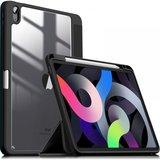Infiland Crystal iPad Air 2020 10,9 inch hoesje Zwart