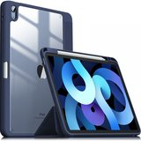 Infiland Crystal iPad Air 2020 10,9 inch hoesje Navy