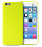 Puro Ultra Slim case iPhone 6/6S Plus Yellow