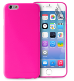 Puro Ultra Slim case iPhone 6/6S Plus Pink