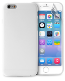 Puro Ultra Slim case iPhone 6/6S Plus Clear