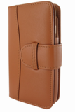 Piel Frama Wallet iPhone 6/6S Tan