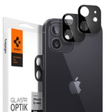 Spigen Optik Camera iPhone 12 mini beschermer 2 pack