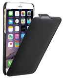 Decoded Leather Flip Case iPhone 6/6S Black