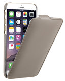 Decoded Leather Flip Case iPhone 6/6S Grey