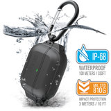 Catalyst Waterdicht Total Protection AirPods Pro hoesje Zwart