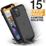 Catalyst Influence iPhone 12 Pro / iPhone 12 hoesje Zwart