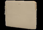 dbramante1928 Mode Paris MacBook 13 inch sleeve Sand