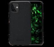 dbramante1928 Grenen plantaardig iPhone 12 mini hoesje Zwart