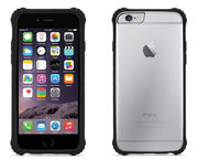 Griffin Survivor Clear case iPhone 6/6S Plus Black