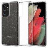 Spigen Liquid Crystal Galaxy S21 Ultra hoesje Glitter