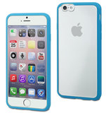 Muvit MyFrame bumpercase iPhone 6 Blue