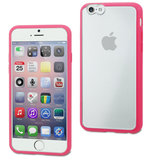Muvit MyFrame bumpercase iPhone 6 Pink