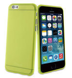 Muvit ThinGel case iPhone 6 Plus Green