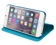 LAUT Apex Folio Bookcase iPhone 6/6S Blue