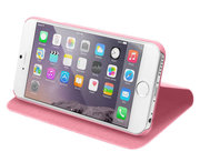 LAUT Apex Folio Bookcase iPhone 6/6S Pink