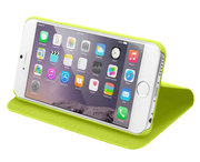 LAUT Apex Folio Bookcase iPhone 6/6S Green