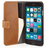 Pipetto Leather Wallet iPhone 6/6S Tan