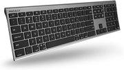 MacAlly ACEKEY bluetooth draadloos aluminium toetsenbord Grijs