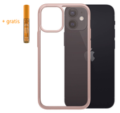 PanzerGlass ClearCase iPhone 12 mini hoesje Rose Gold