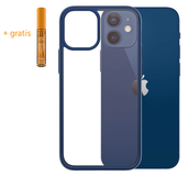 PanzerGlass ClearCase iPhone 12 mini hoesje Blauw