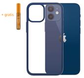 PanzerGlass ClearCase iPhone 12 mini hoesje Blauw