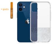 PanzerGlass ClearCase iPhone 12 mini hoesje Doorzichtig