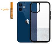 PanzerGlass ClearCase iPhone 12 mini hoesje Zwart