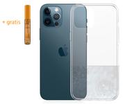 PanzerGlass ClearCase iPhone 12 Pro / iPhone 12 hoesje Doorzichtig