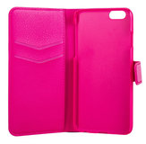 Xqisit Wallet case iPhone 6 Plus Pink