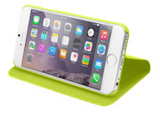 LAUT Apex Folio Bookcase iPhone 6/6S Plus Green